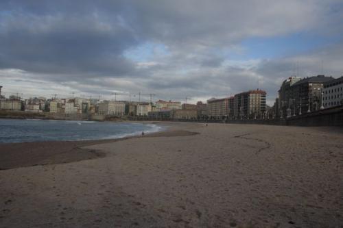 9 Praia de Orzán