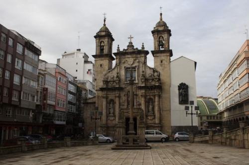 5 Igrexa de San Xurxo