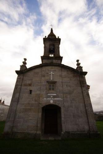 2 Igrexa de San Tirso de Cospindo