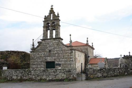 7 Igrexa de San Paio de Veiga