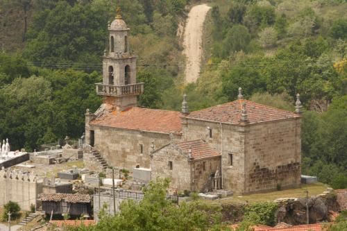 8 Igrexa de Santa Eufemia de Milmanda