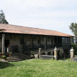 Otero Pedrayo no rural ourensán