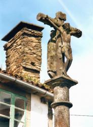 Cruceiros de Galicia (III) : Santiago de Compostela polo Camiño Francés