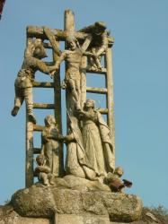 Cruceiros de Galicia (IV): Seguindo ao mestre Cerviño polo Condado - A Paradanta
