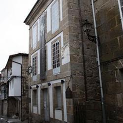 Curros Enríquez en Ourense